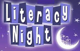 March Literacy Night Information